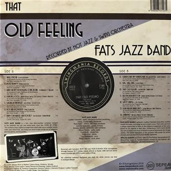 Fats Jazz Band – That old feeling